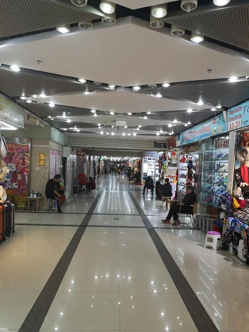 allée du fake market de shanghai