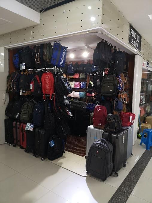 magasin fake market shanghai