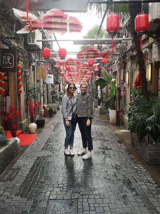Tianzifang visiter Shanghai