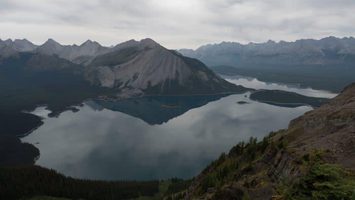 Lac Upper Kananaskis