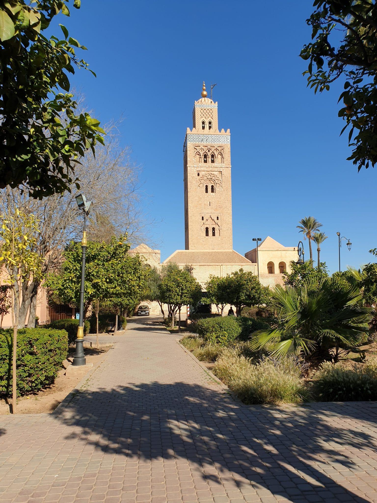 Photo de Marrakech et sa région
