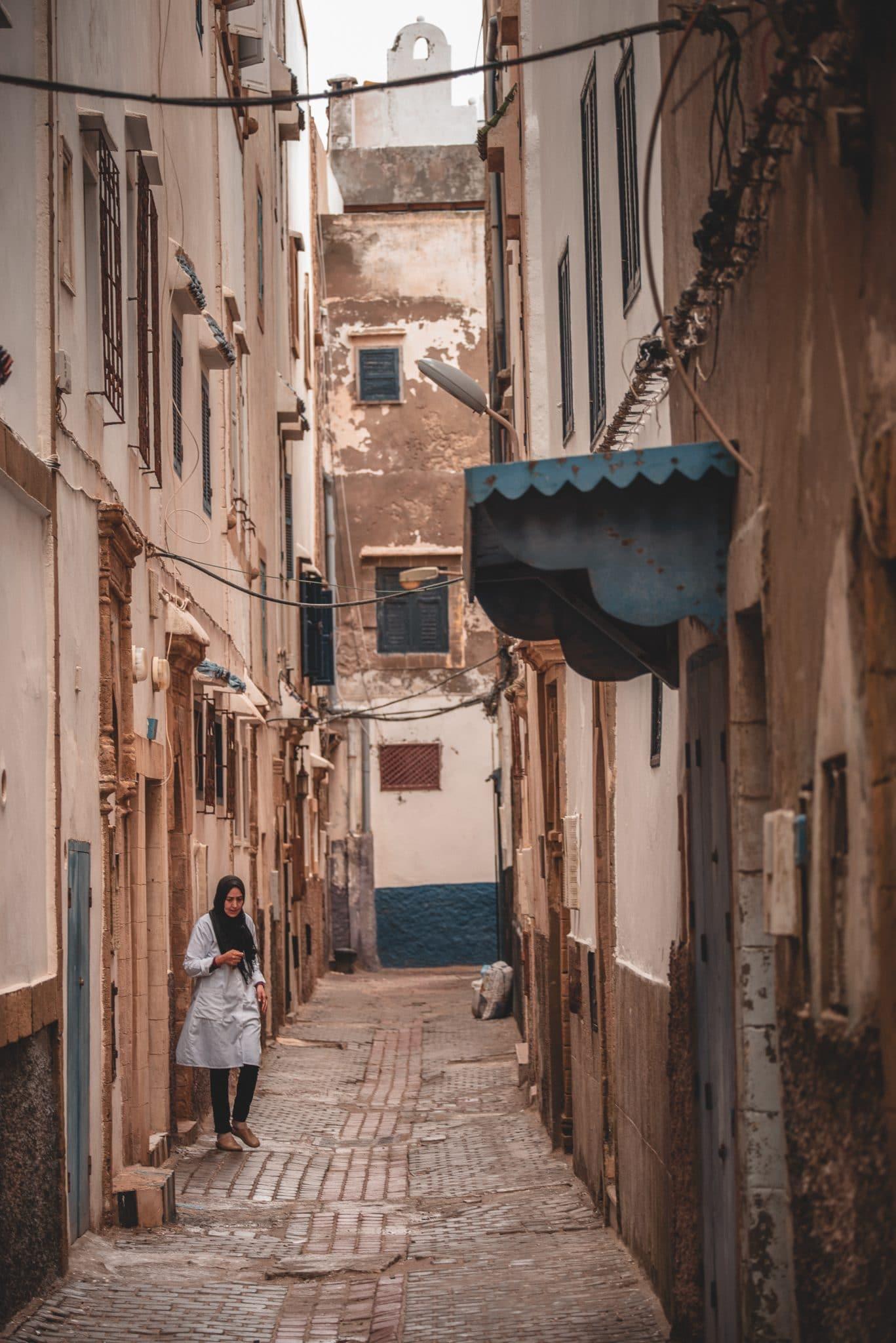 photo de rue à essaouira