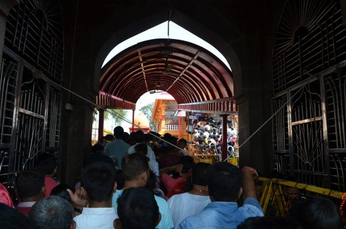 foule au festival de Shiva madhya pradesh