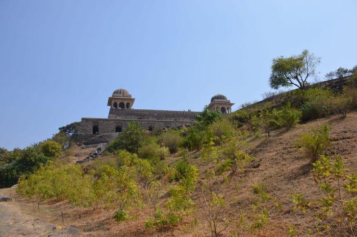 palais de Baz Bahâdur madhya pradesh