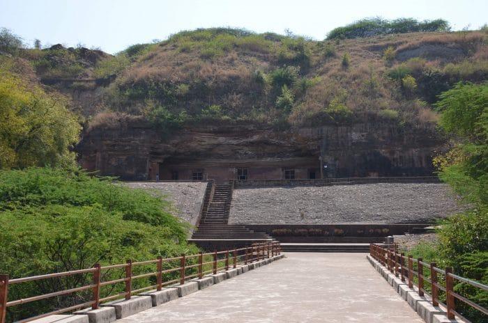 Bagh Caves madhya pradesh