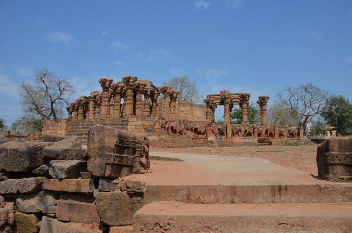 Vestiges Siddhanath Mandir
