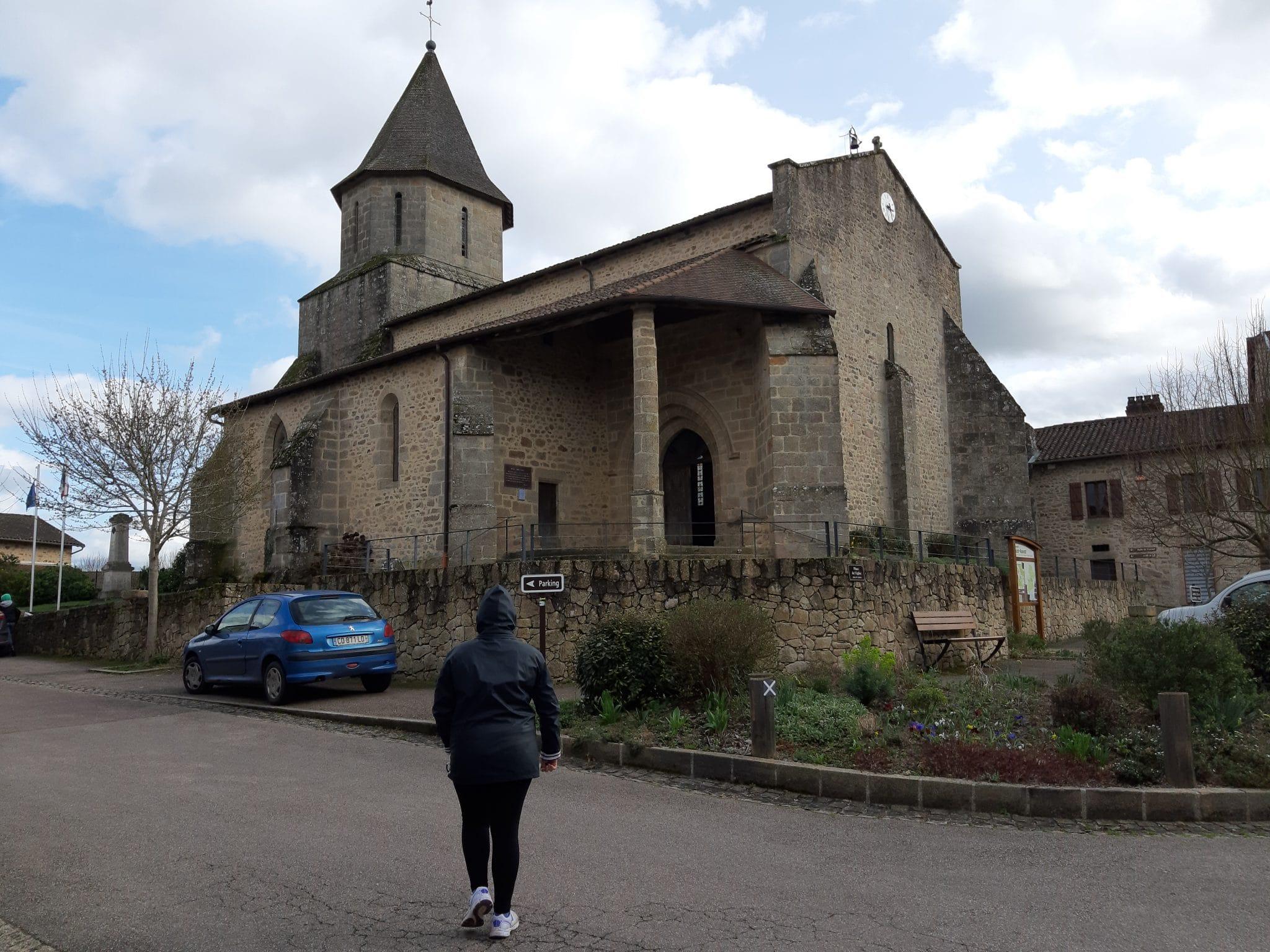 chapelle de saint auvent