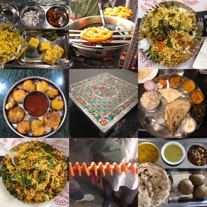 plats à manger inde madhya pradesh