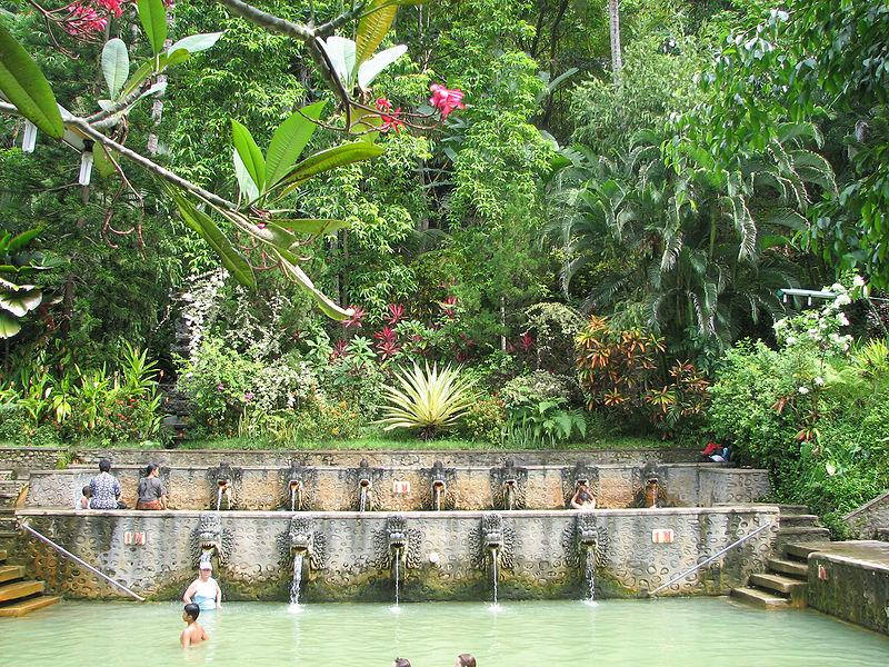 Les bassins de Banjar