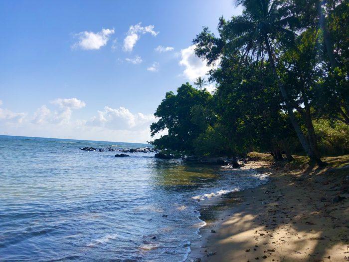 plage camping thio visiter le sud de la nouvelle calédonie