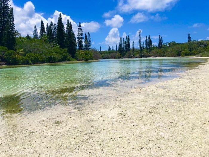 piscine naturelle d'oro sud nouvelle calédonie