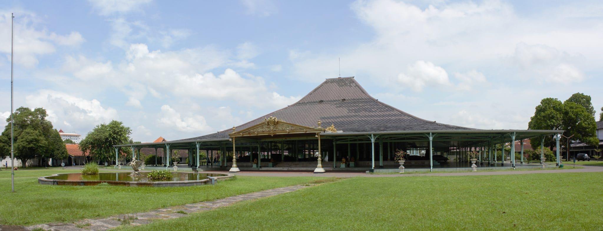 Mangkunegaran Palace à Surakarta