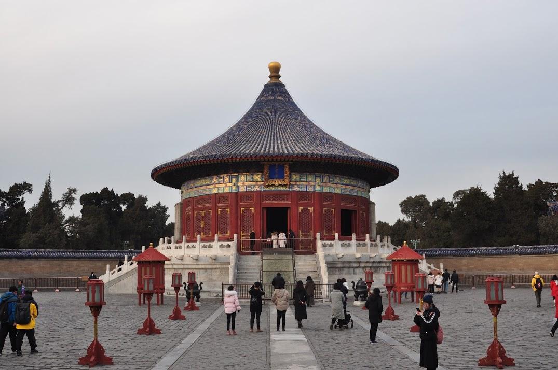 le temple du soleil visiter pekin