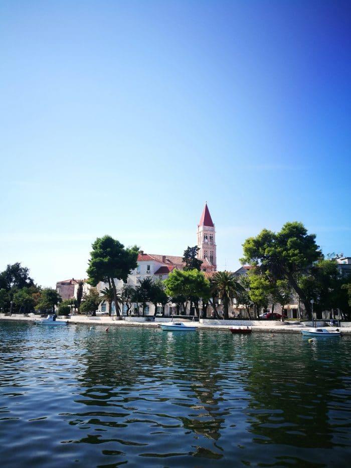 Photo lac podstrana croatie