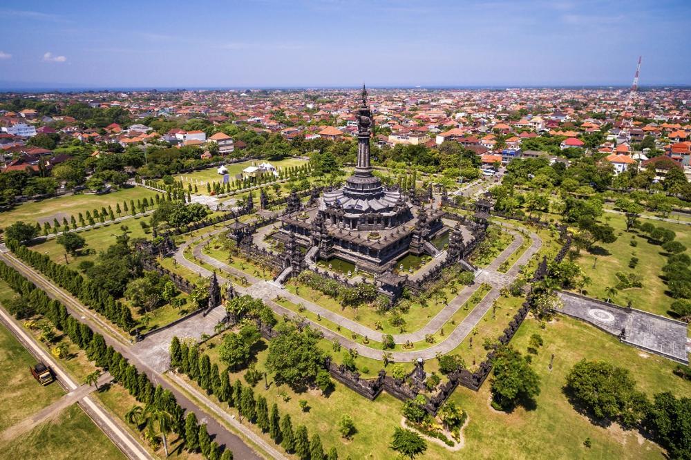 temple Bajra Sandhi à Denpasar