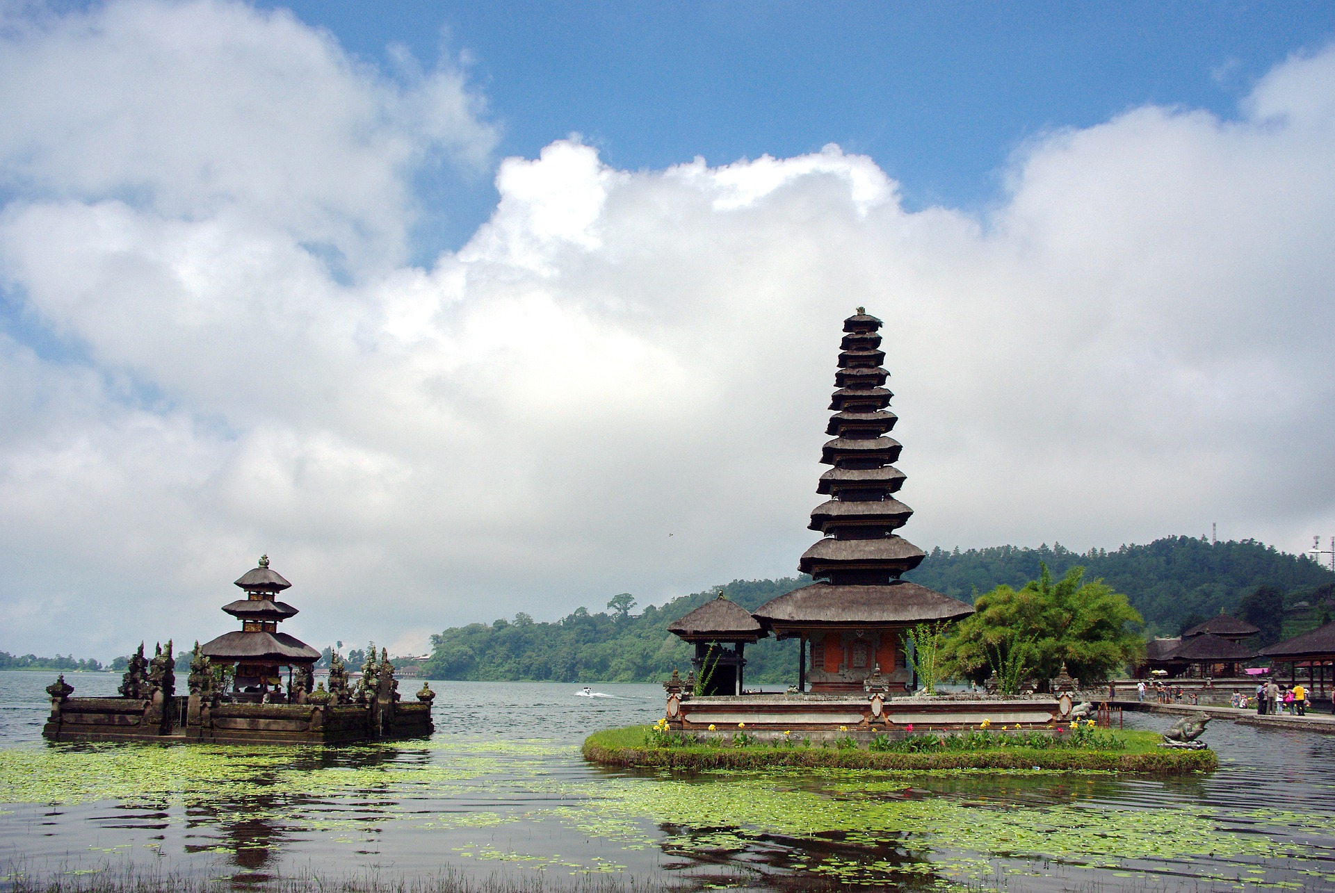 temple ulun danu Bedugul