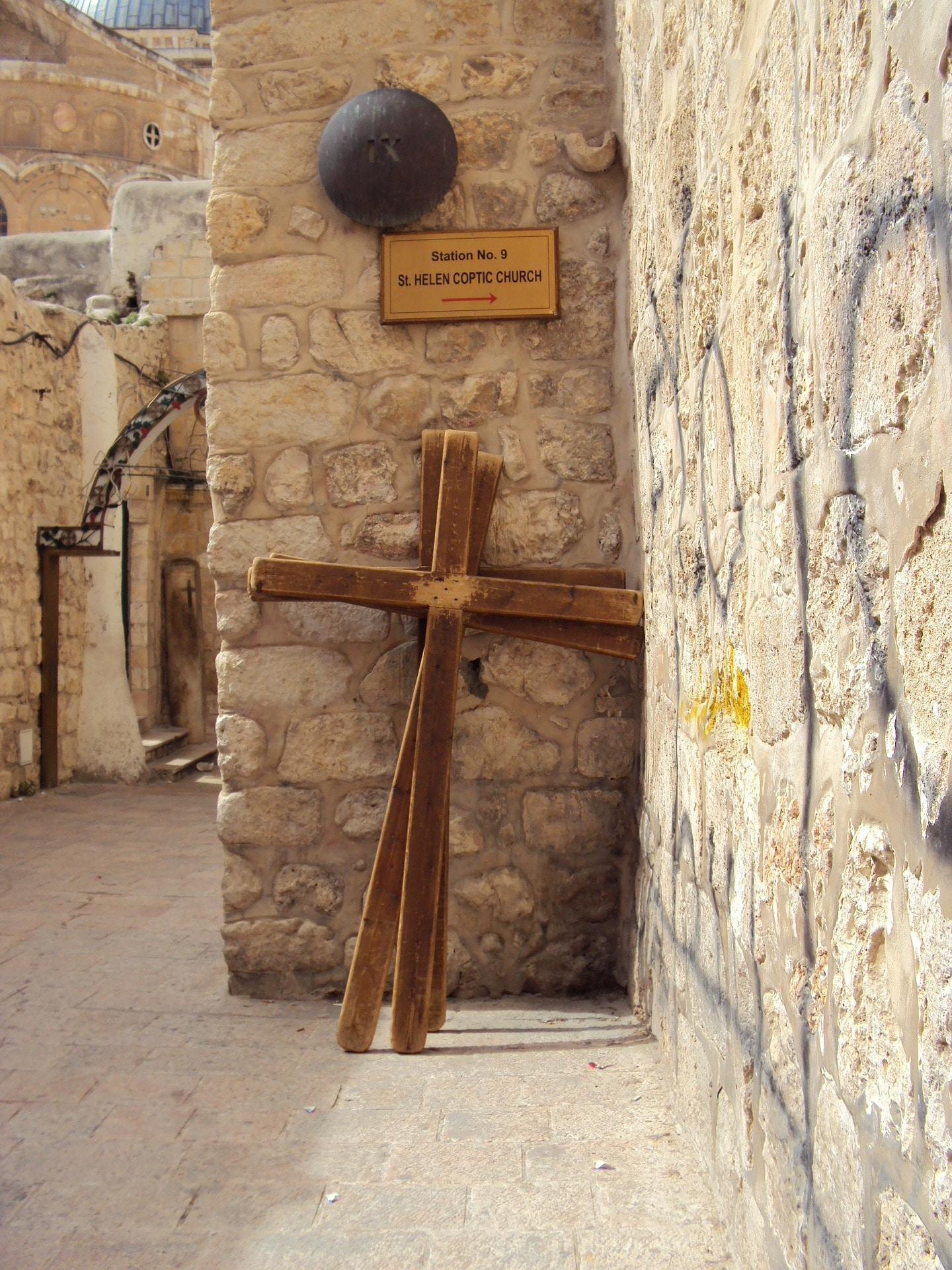 chemin de croix israel