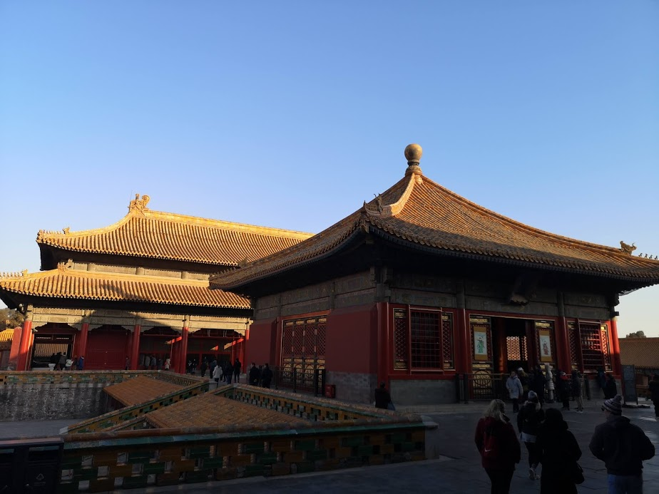 La cité interdite, visiter pekin