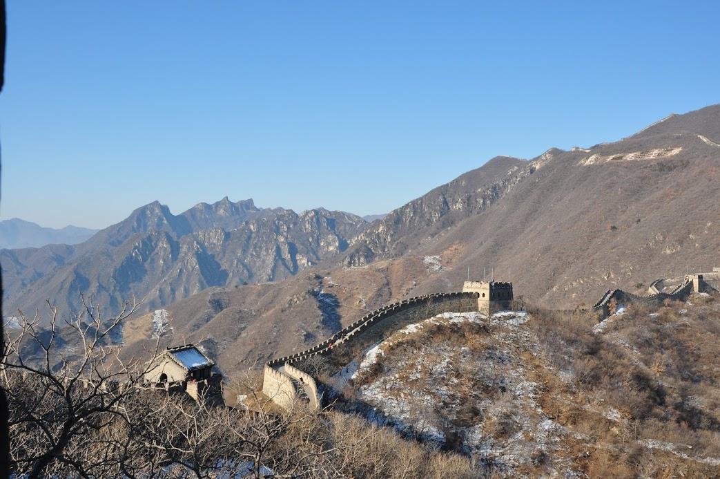 Grande muraille de chine à mutianyu