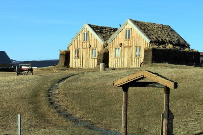 cottage en Islande