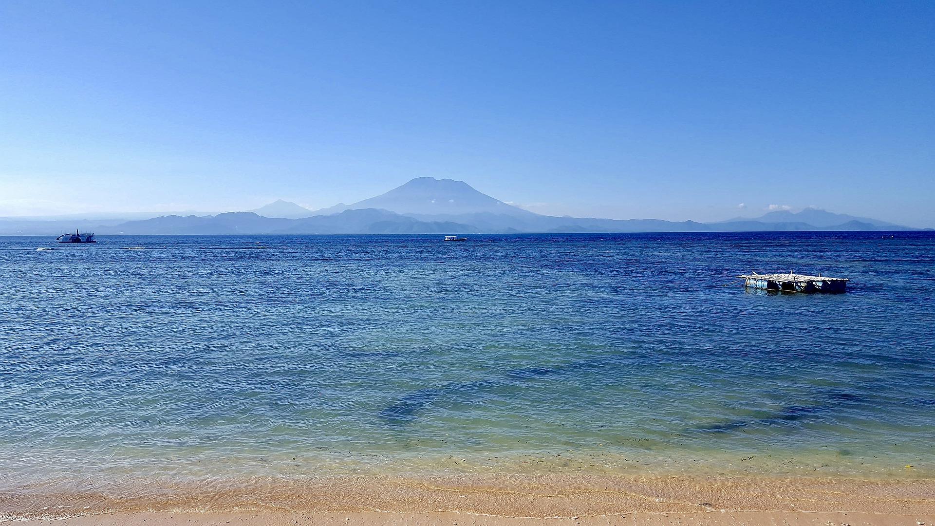 plage de nusa lembongan