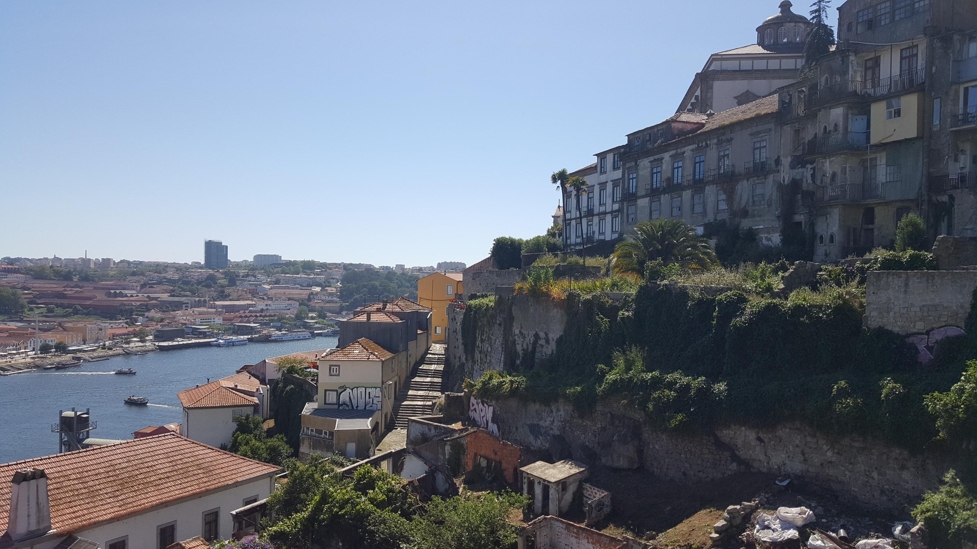 panorama sur le douro