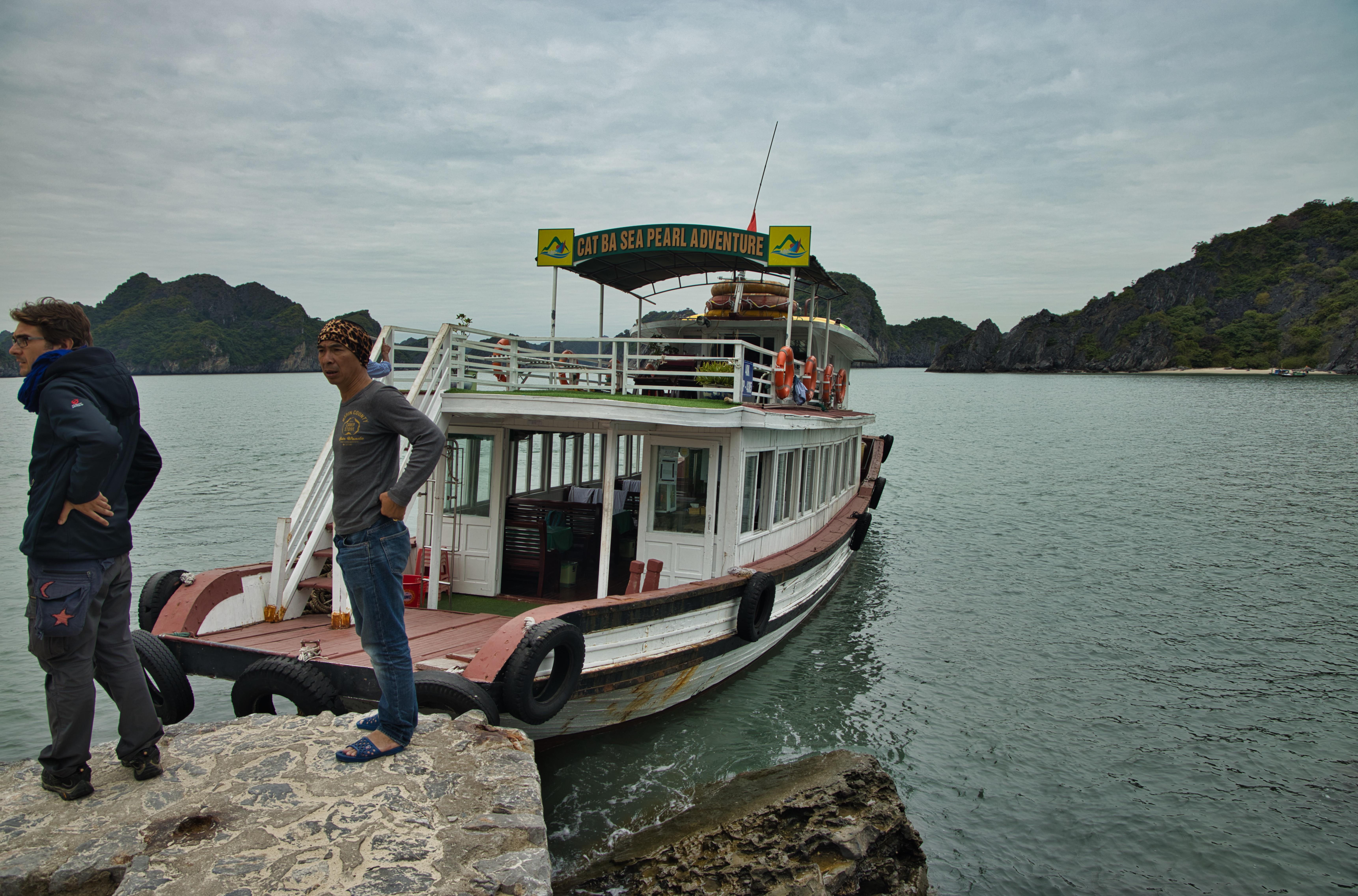 bateau bai han lan