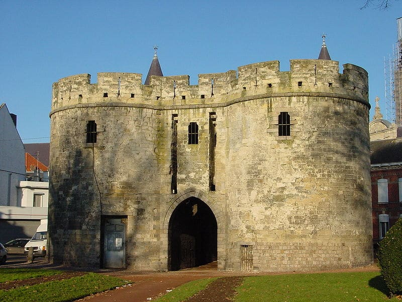Porte de paris à Cambrai