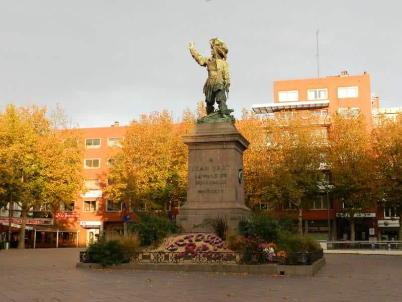 la Place Jean Bart