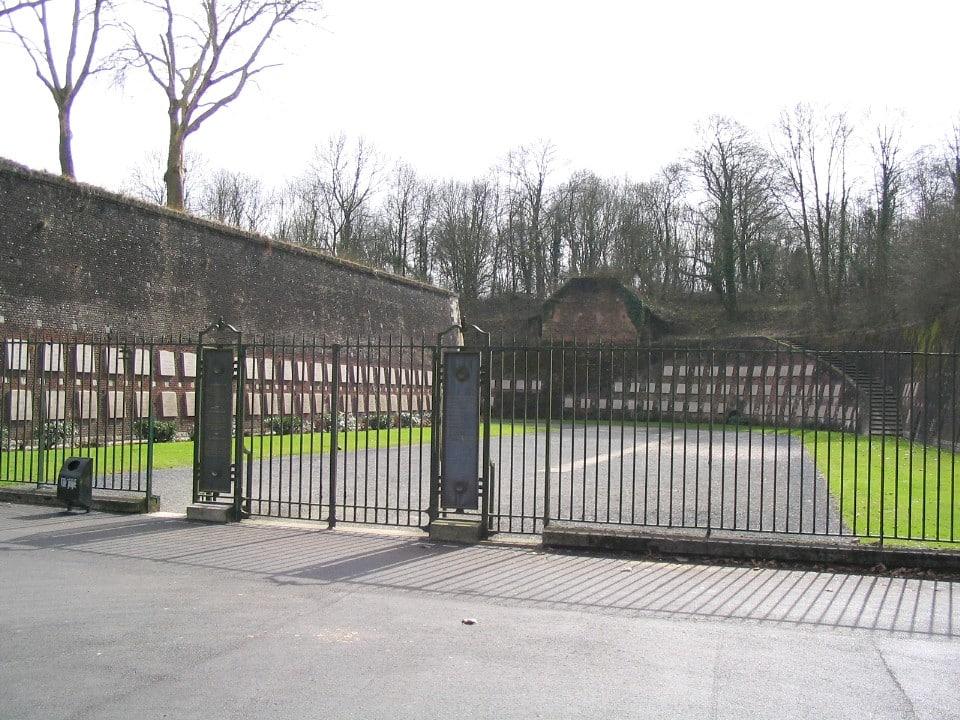 Le Mémorial du Mur des Fusillés