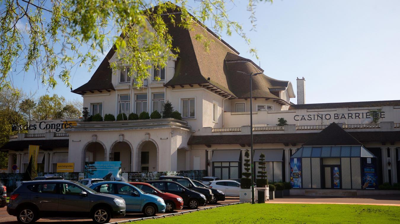 Le casino Barrière du Touquet