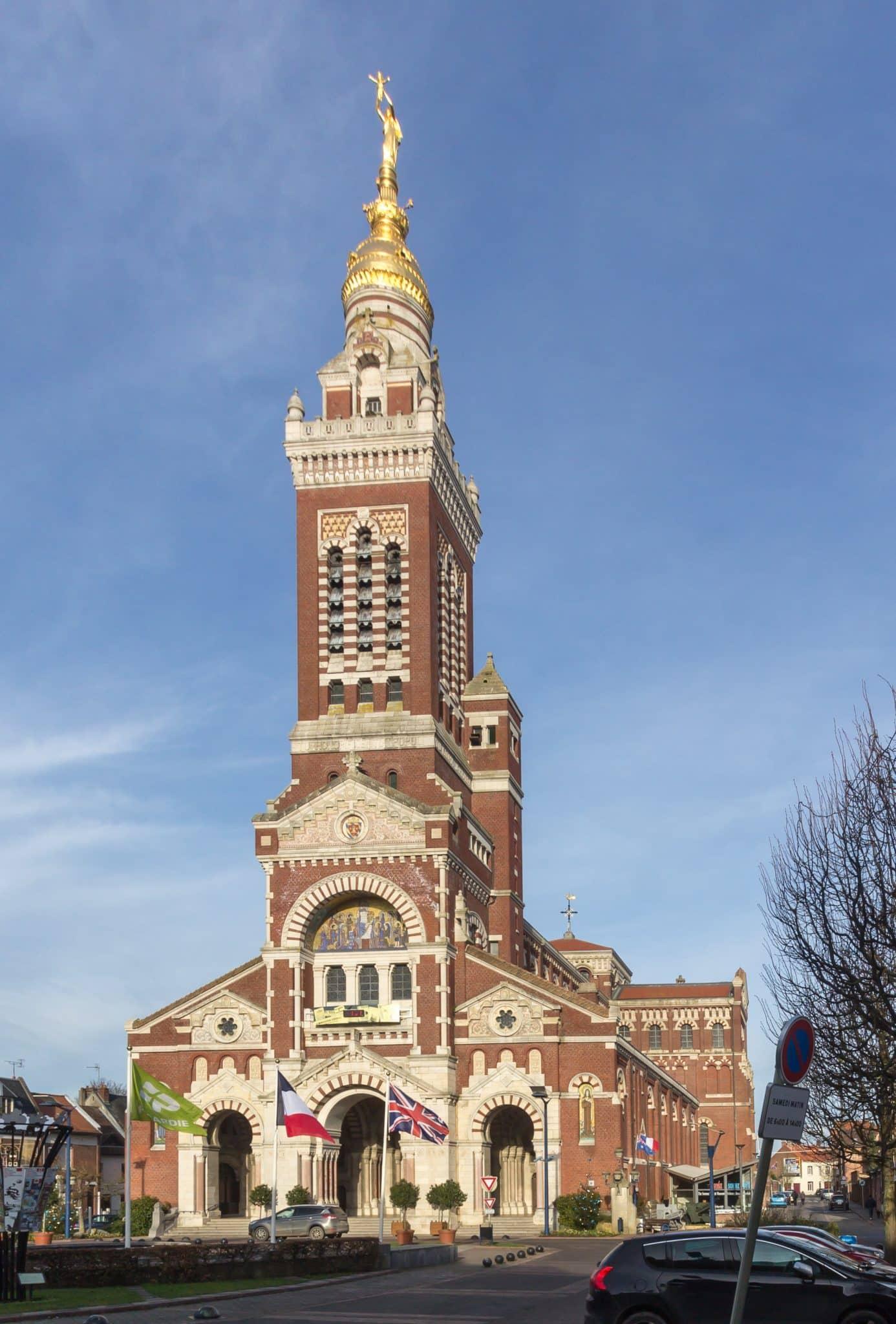 Basilique Notre-Dame de Brebières
