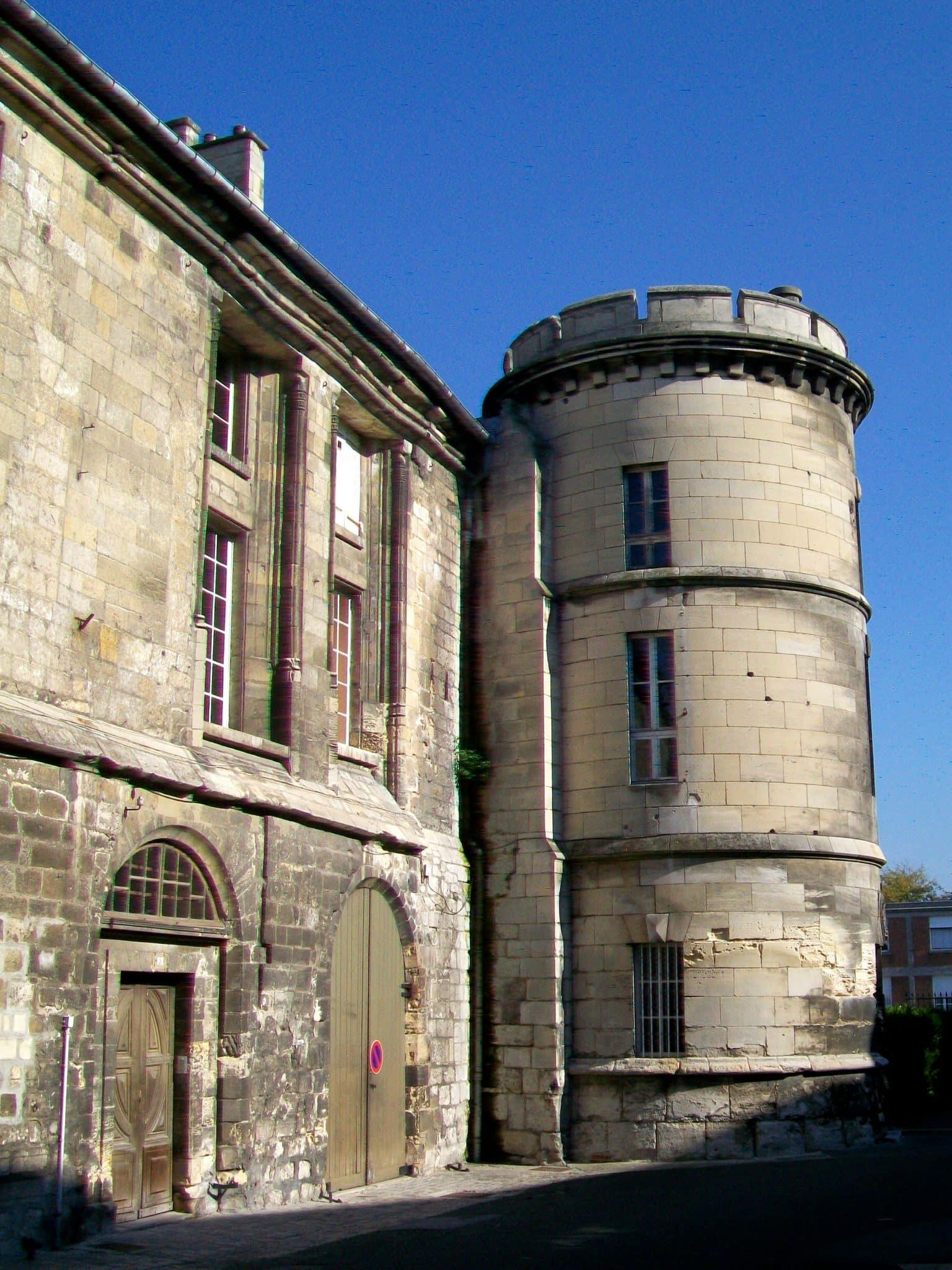 Le château de Creil
