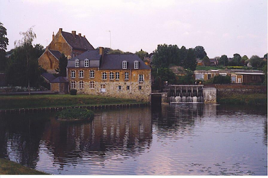 L'abbaye de maroilles