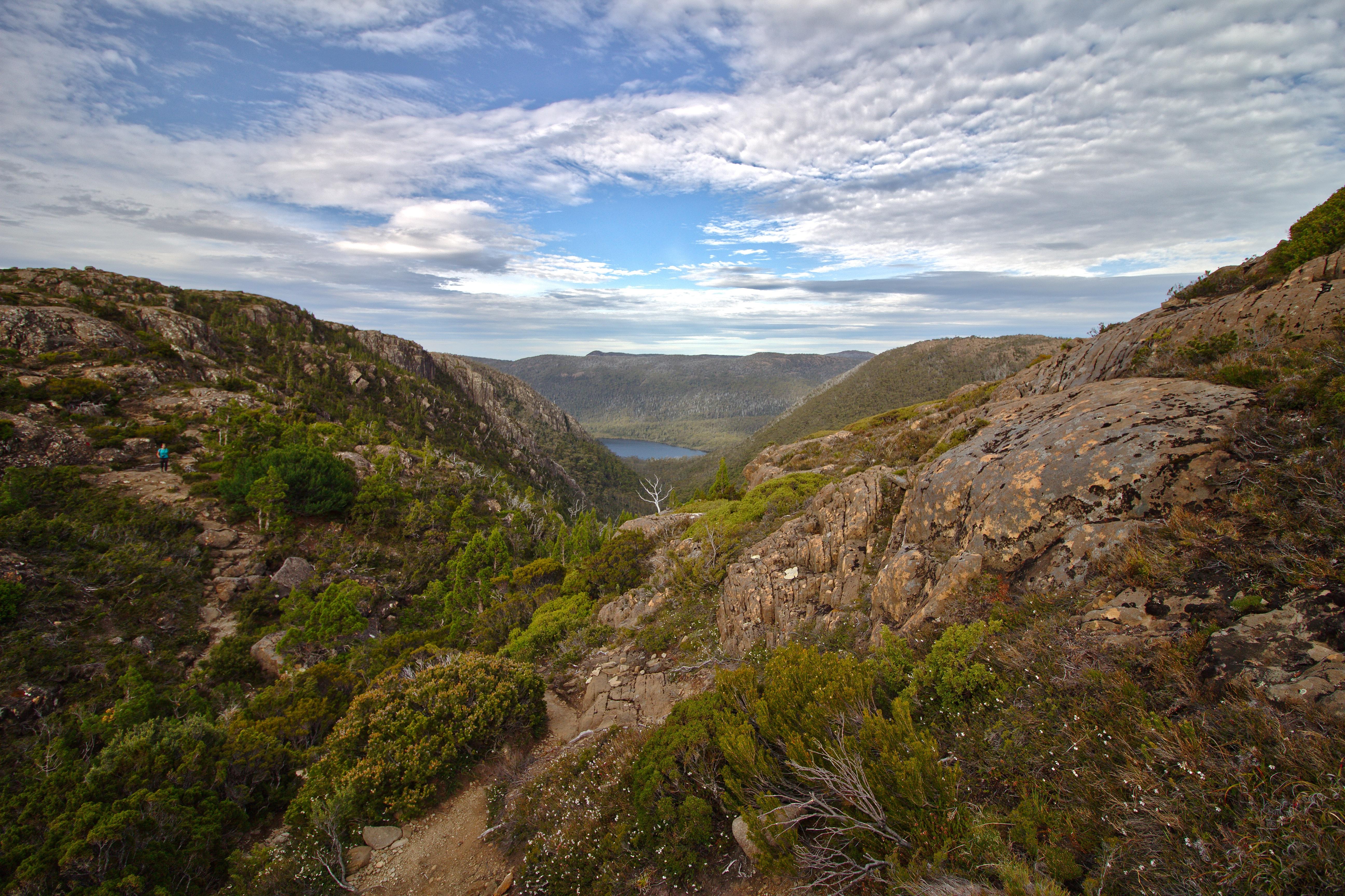 paysage hobart