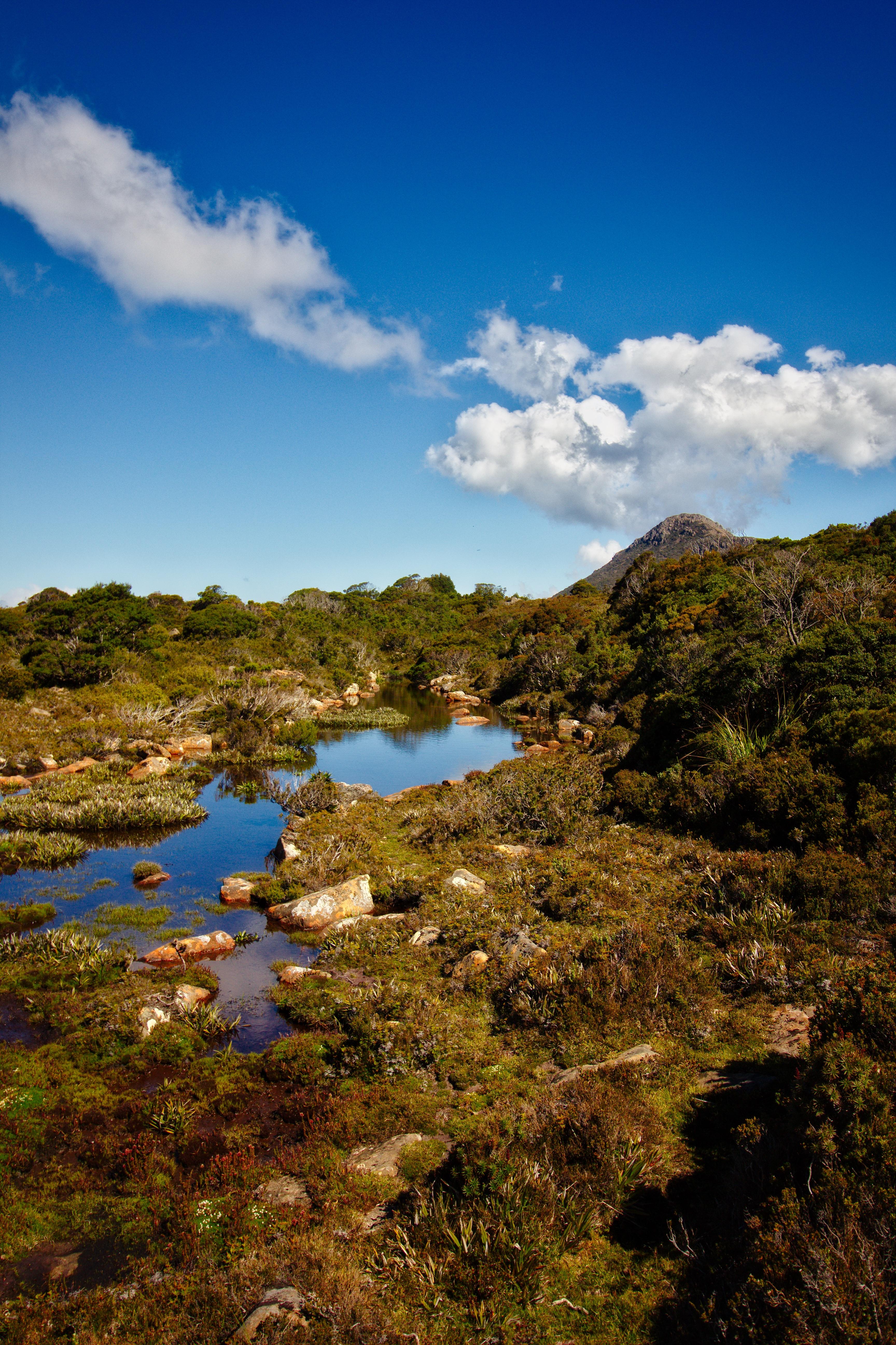 paysage australie hobart