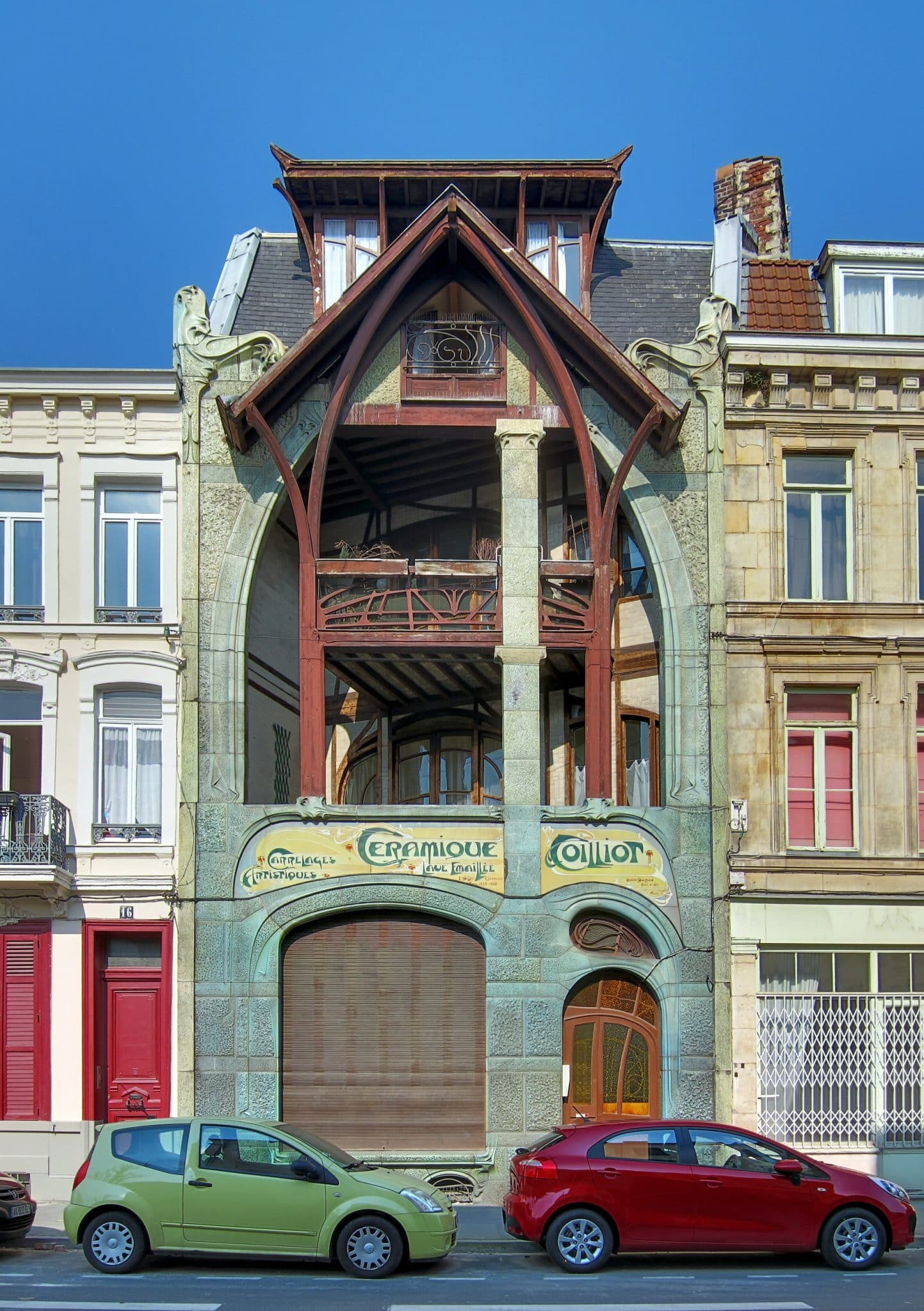 La maison Colliot