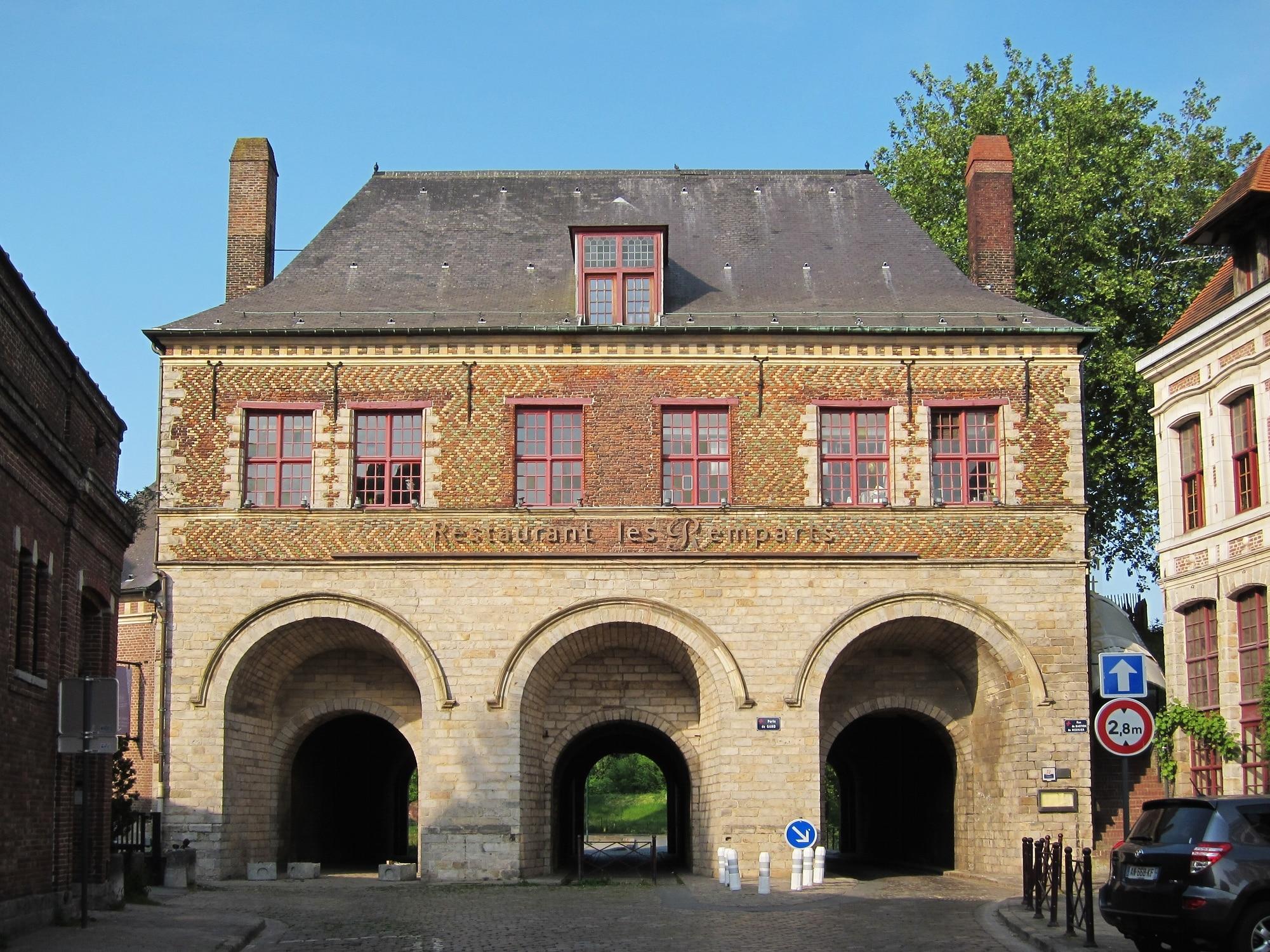 La porte de gand à Lille