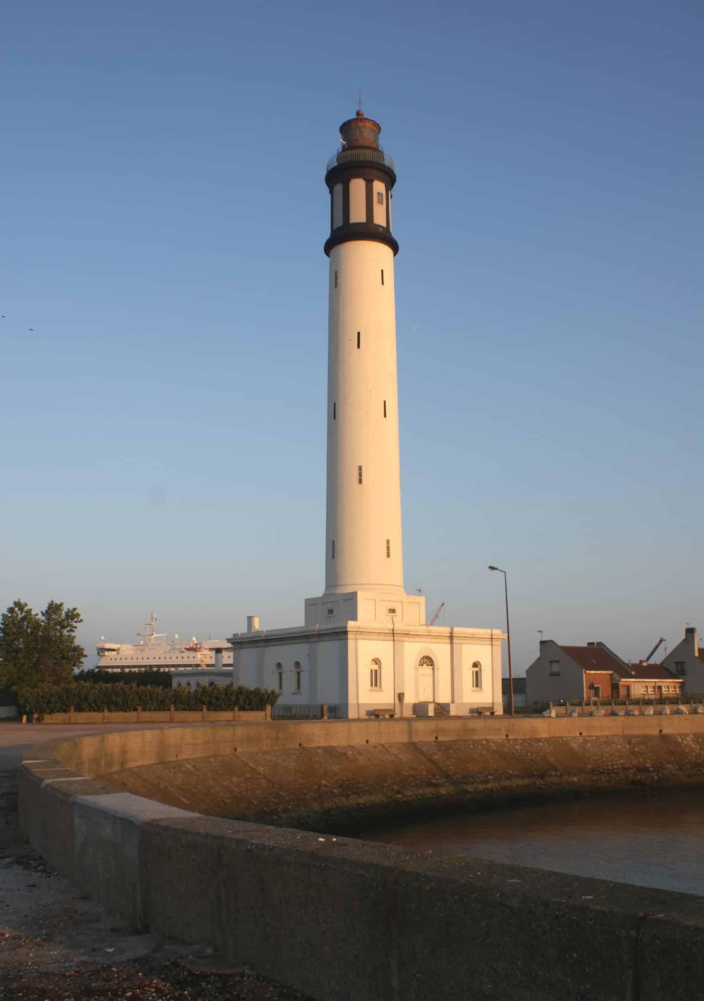 Le phare du Risban