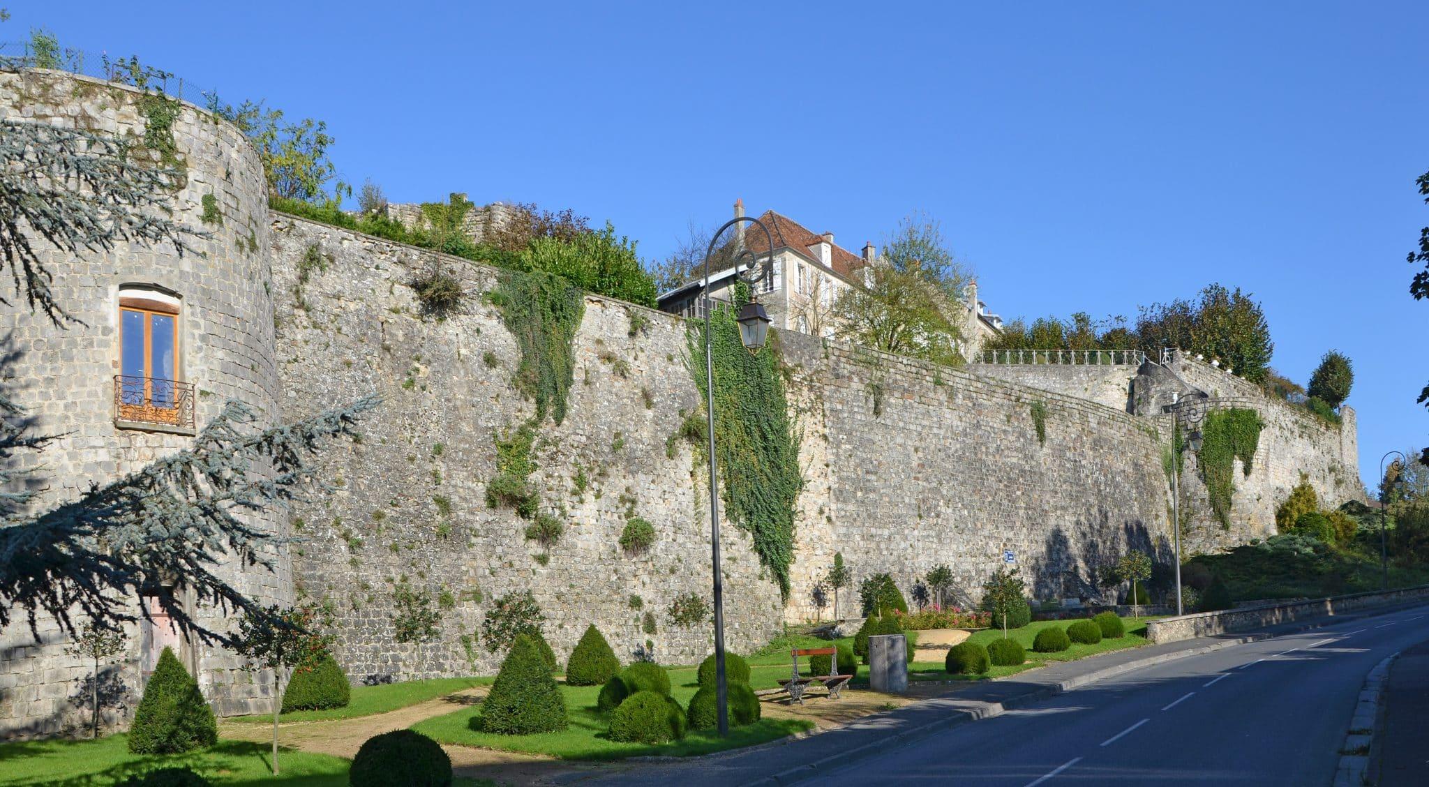 Le château de Château-Thierry