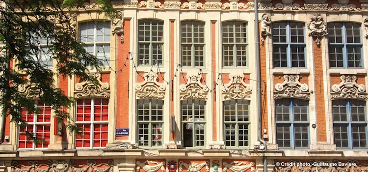 boulet de canon façade Lille