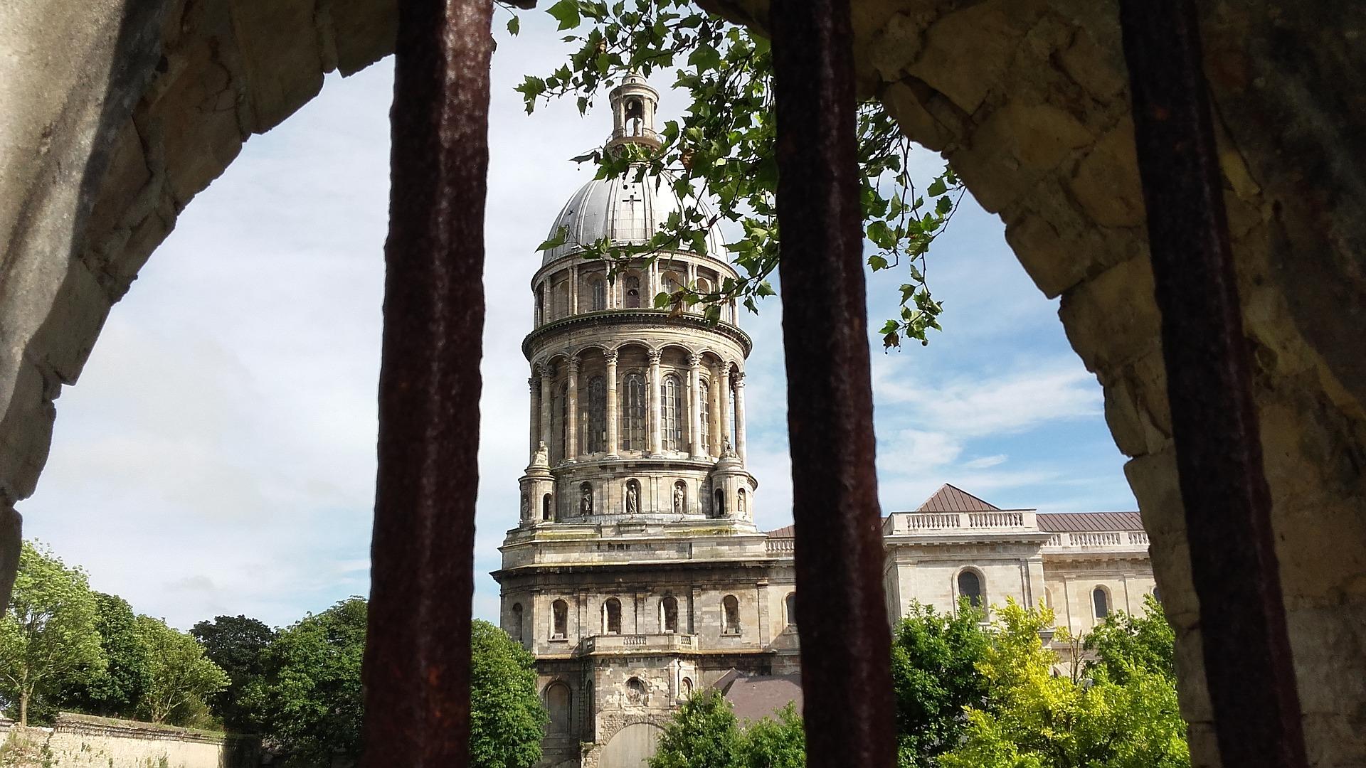 Basilique notre dame de l'imaculée conception de Boulogne sur mer