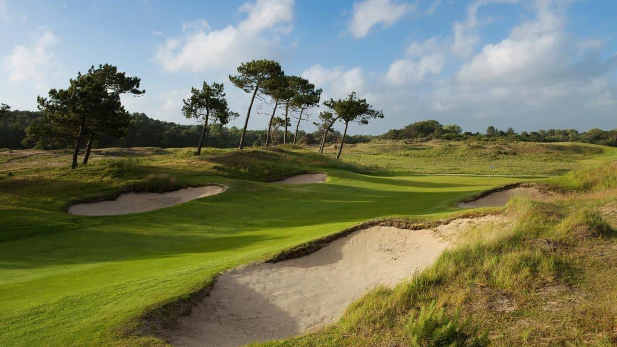 Le golf du Touquet