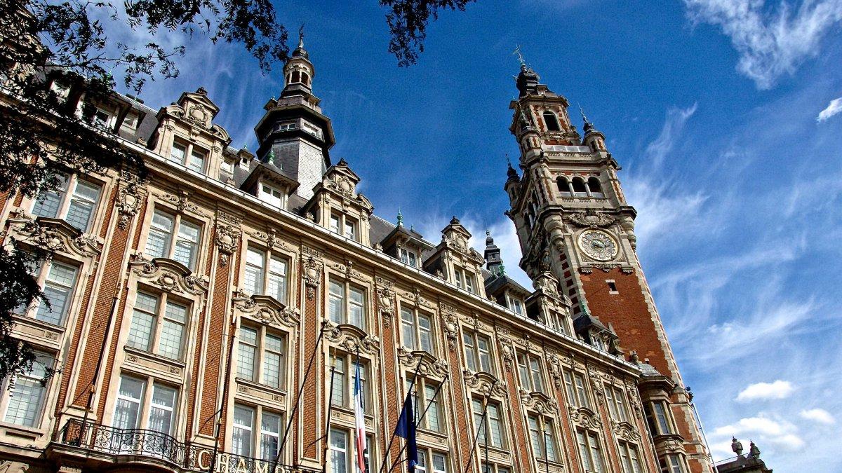 Chambre de commerce de Lille