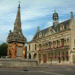 Centre ville de Noyon