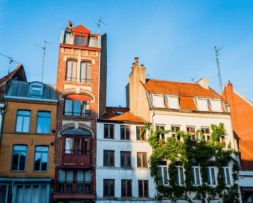 La maison haute de Lille