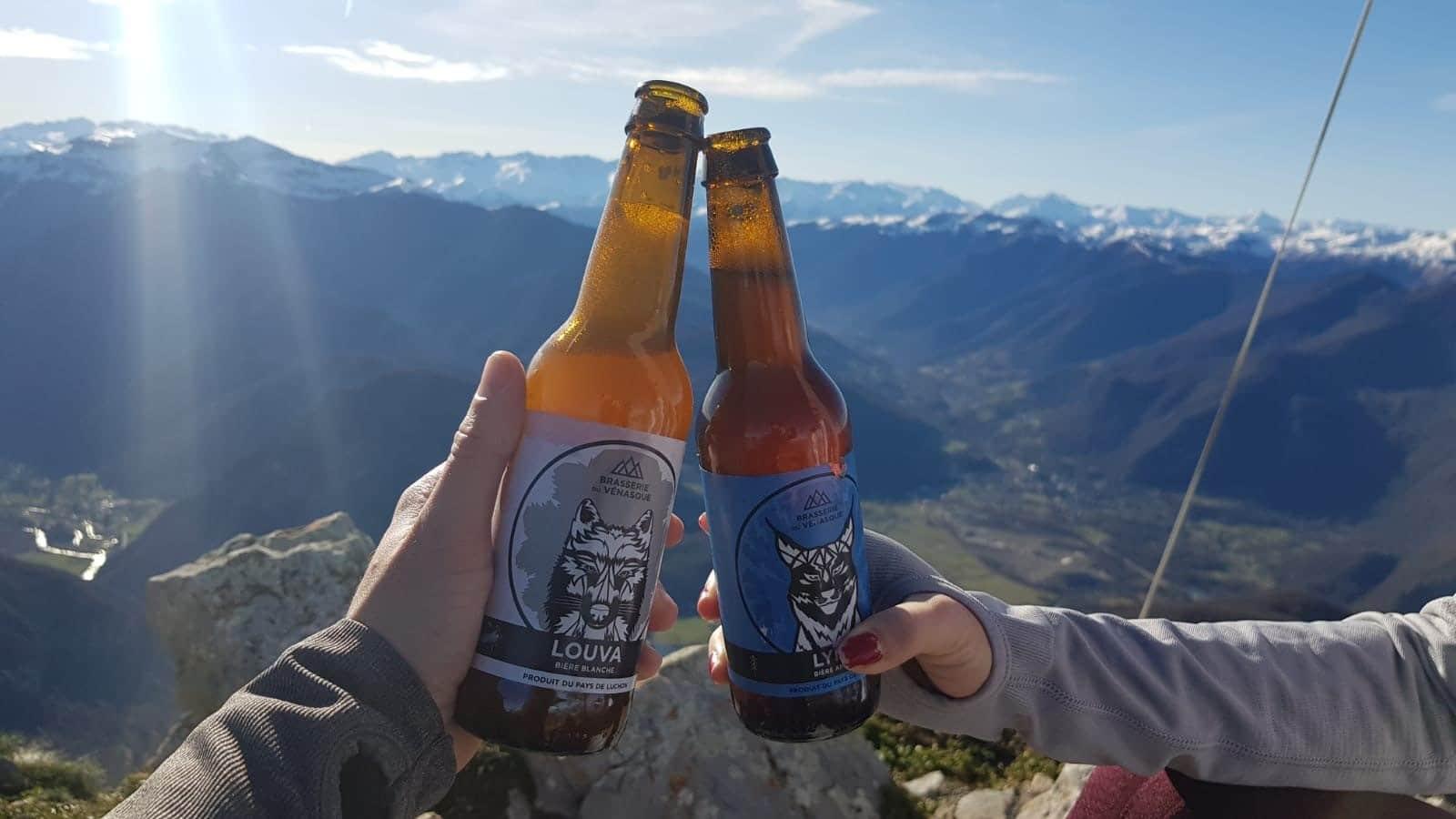 bières au pic du gar