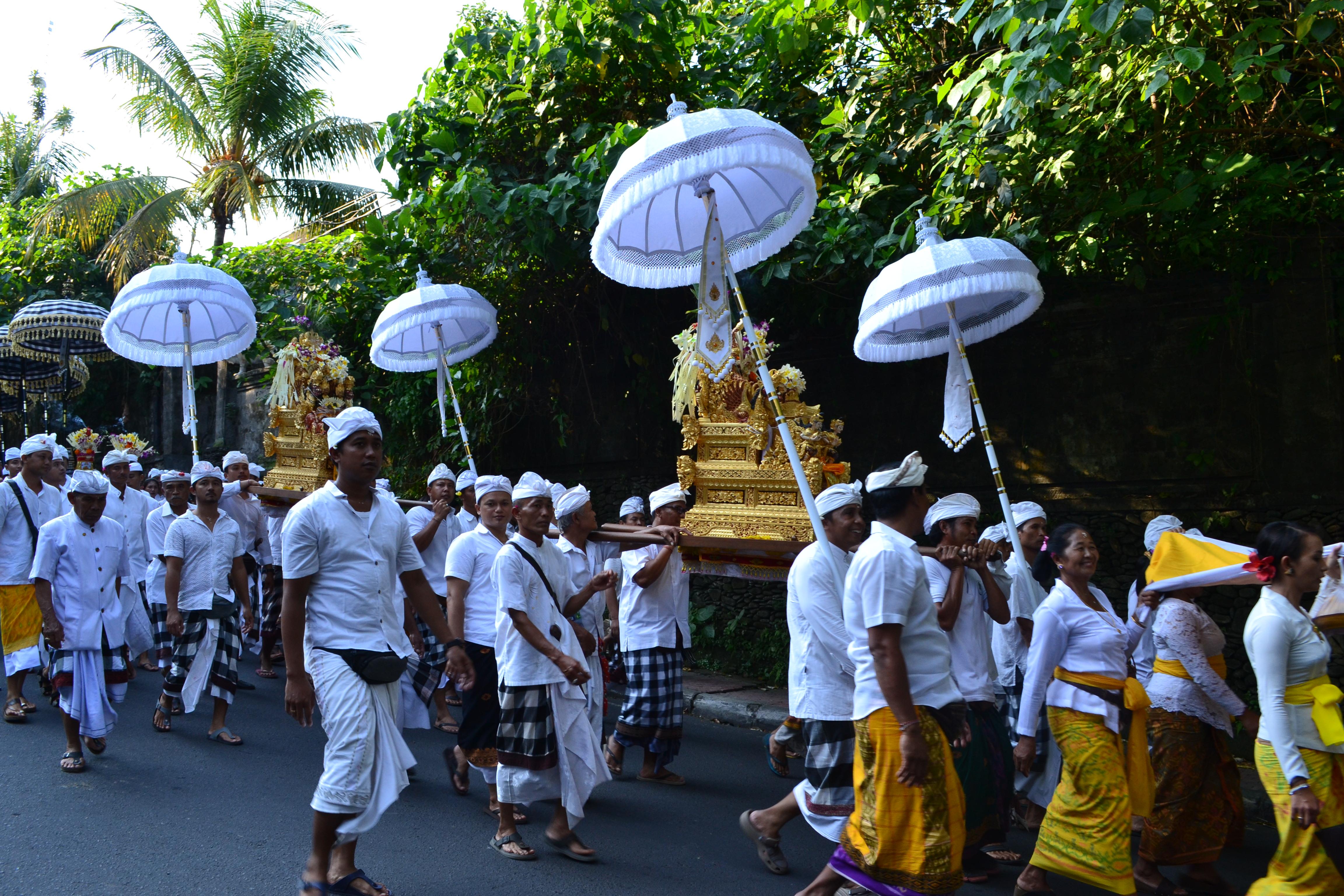 cérémonie ubud