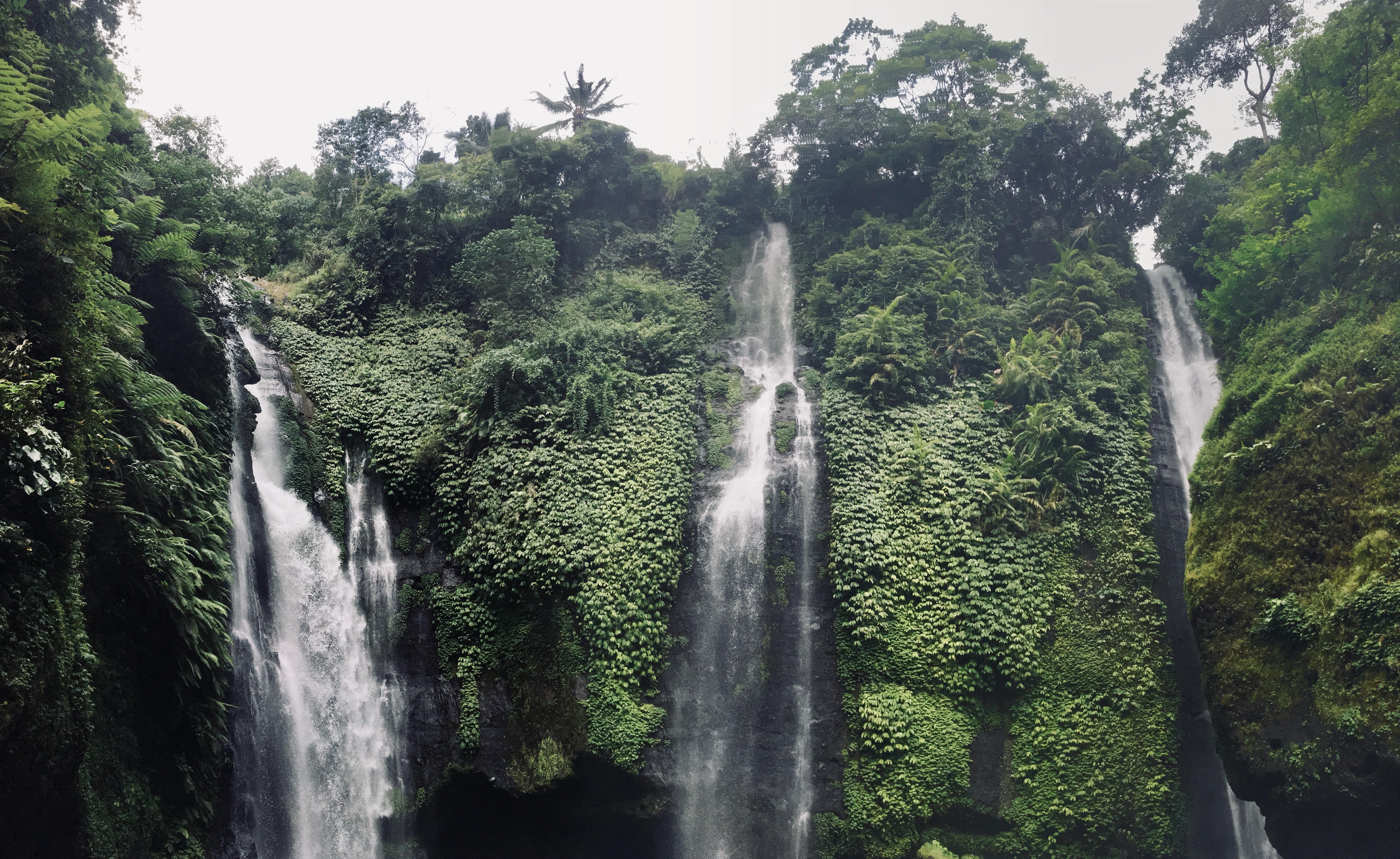 cascades ubud