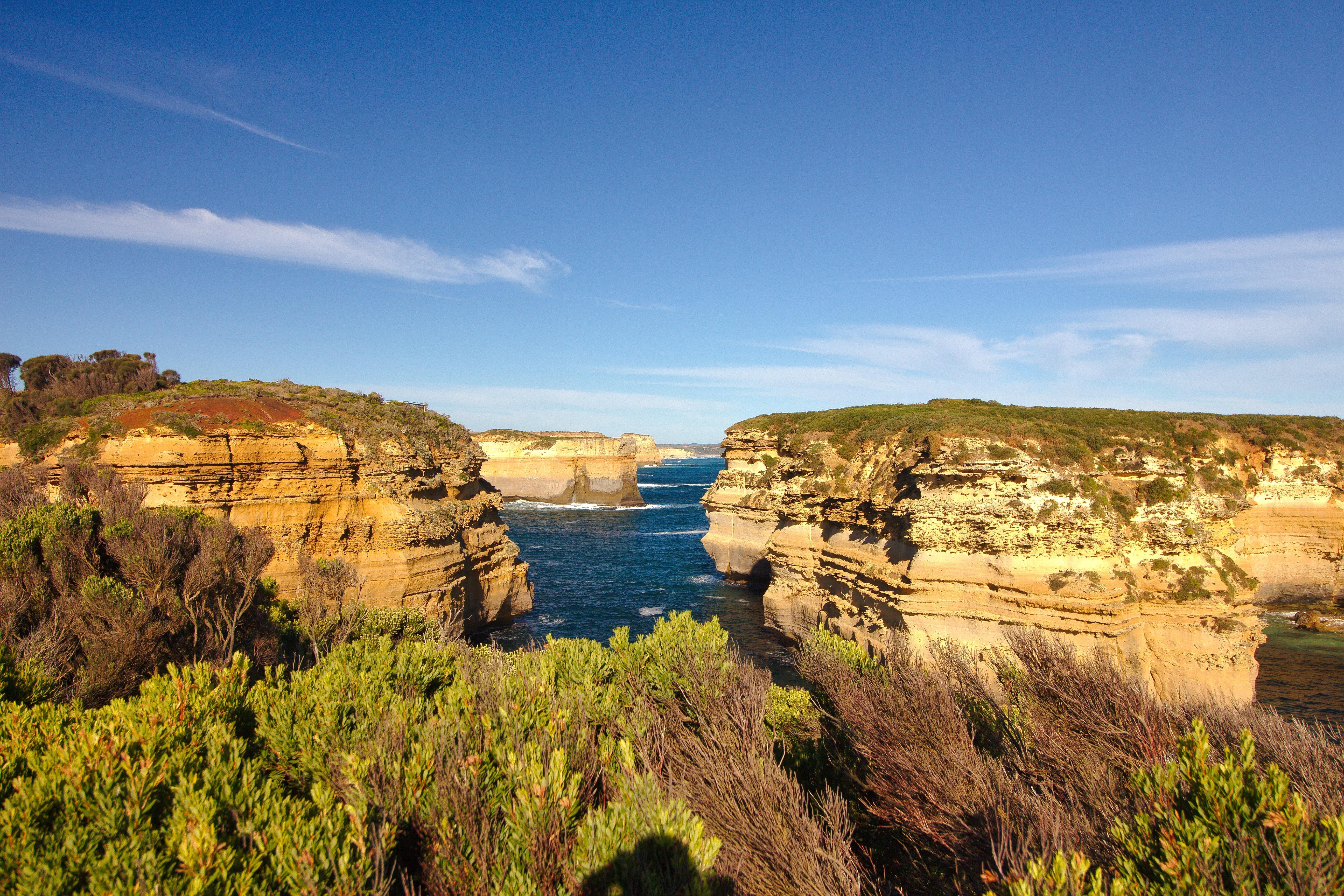 roche des apotres australie